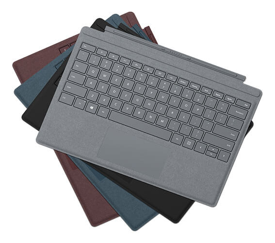 Microsoft Surface Pro Signature Type Cover
