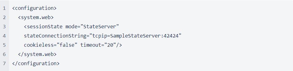 State Server Mode
